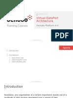 DT-EDU-DeN60EDU0101. Virtual DataPort Architecture