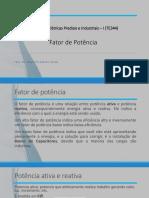 Aula 21 - Fator de potência (1).pdf