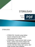 2. Kuliah Sterilisasi 2018