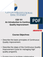 1A CQI 101 Powerpoint Slides 5-27