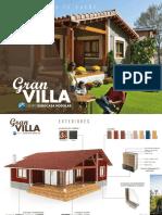 Catalogo Gran Villa Espanol