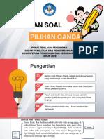 PPT PENULISAN SOAL PG - PUSPENDIK [AMIN YUSUF].pdf