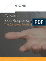 Galvanic Skin Response the Complete Pocket Guide