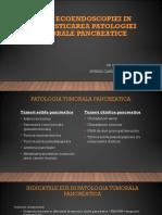 rolul ecoendoscopiei in patologia pancreatica