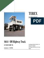 TR50 004 TR50 parts manual QSX15
