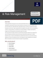 Treasury Operations and Risk Management - 17-18 October 2018 - KHI.pdf