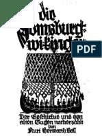 Die Jomsburgwikinger Der Geschichte Und Den Alten Sagen Nacherzählt