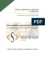(2019) Proyecto IES Diego de Siloé Rutas Artísticas, Científicas y Literarias (Con Marca de Agua)