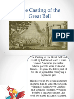 The Casting of the Great Bell