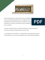 Some Maliki Rulings on Eid-ul-Adha