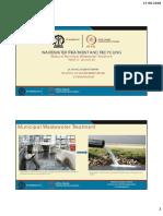 Water treatment nptel week 6