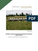 breakevenanalysissmallscaleproductionpasturedorganicpoultry-5feb2015