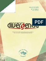 Revista Divergencia Enero Julio 2016