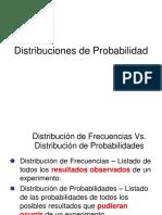 Clase 2B - Distribuciones de Probabilidad