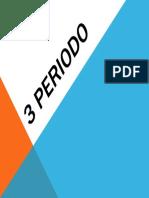 3 PERIODO