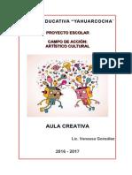 Proyecto Escolar Escuelas Egb
