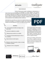 GrafoCastle Internacional - Primer Sistema Profesional de Análisis Grafológico