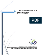 Laporan Review SOP Januari 2017