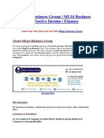 mister business group blog