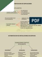 AUTOMATIZACION DE EDIFICACIONES