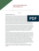 Análisis Del Discurso en El Paradigma de La Investigación Transcompleja