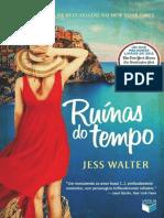 Ruinas Do Tempo - Jess Walter