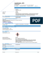 MSDS - Indikator Pp