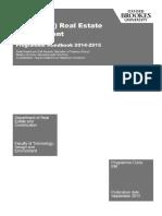 2014-15 Real Estate Man oxford brooks univ. Student Handbook Final 020914.pdf