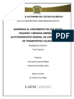 Transporte en Mexico