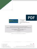 Adaptación y Validación Del__Organizational Description Questionnaire.__un Estudio Con Población Civil y Militar
