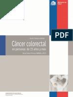 GUIAS CANCER COLORECTAL