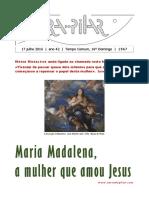 Maria Madelena - Serra Do Pilar