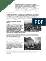 Consecuencias Politicas, Humanas y Economicas 2da Guerra