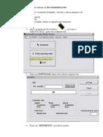 Alteração Software E215