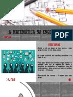 A Matemática Na Engenharia