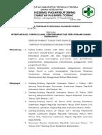 8.5.2 EP 1 SK Inventarisasi, Pengelolaan, Penyimpanan Dan Penggunaan Bahan Berbahaya