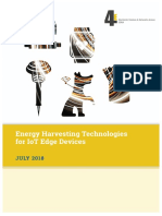 Energy Harvesting Final Report