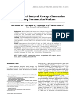 2. A Case-Control Study of Airways Obstruction