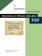 AiA 2017 Trg Manual (Final) - 16 Jun