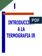 Introduccion a La Termografia