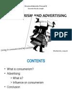 Apresentação DP Consumerism