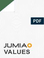 Jumia Values