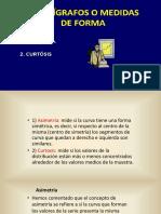 Asimetria y Kurtosis