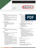 Hyperdesmo-Poliurea HC Prontuari