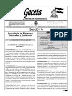 Ultimo 21-08-19 Reformas al Reglamento del Sistema Nacional de Evaluación de Impacto Ambiental (SI