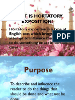 What is Hortatory Exposition.pptx Kedua