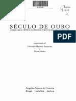 Literatura portuguesa - poesia e análise crítica