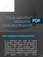 PAM Multiplexers Reporting