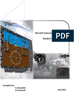 Aircraft Instrument Systems (Student Book)