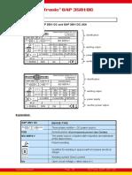 Especificaciones PAW